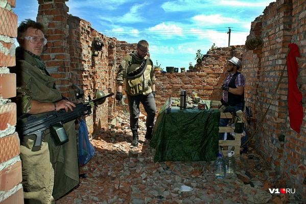 Сталкеры устроили бойню за артефакты в Волгограде