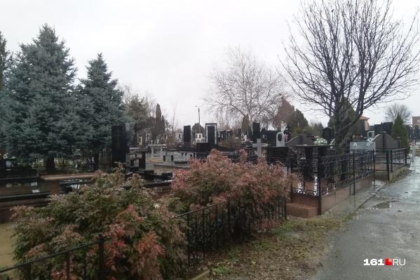 Незаконно захваченным оказался участок, равный одной десятой кладбища