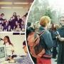Интервью со звездами и курсовая о «Доме-2». Смотрим редкие фото Алены Водонаевой в студенческие годы
