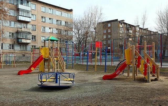 В Курганской области будут ремонтировать дворы и места общего пользования
