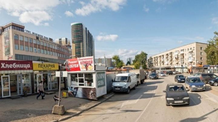 Сквер или фреш-маркет: по поводу мини-рынка на Островского пройдут публичные слушания