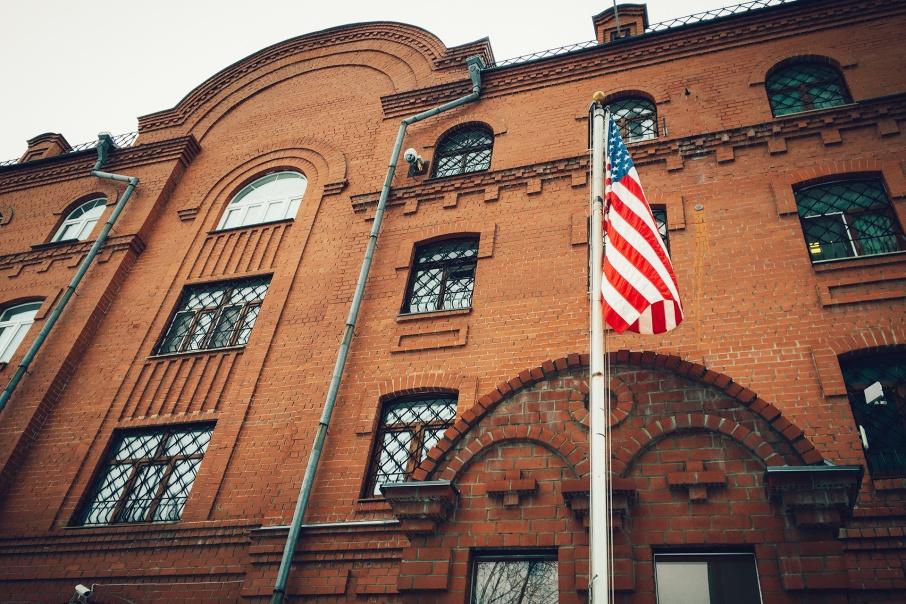 Американскому консульству в Екатеринбурге грозит закрытие