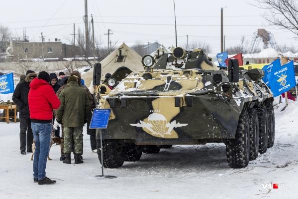 В этом году масштабная «битва» начнется в парке Волжского
