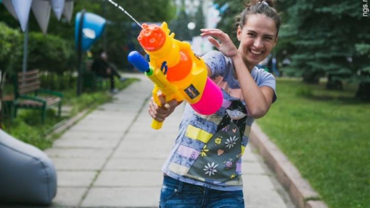 Аномальная жара в Красноярске готовится побить столетний рекорд