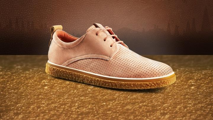 Датский бренд ЕССО представилидеальную пару прогулочных туфель