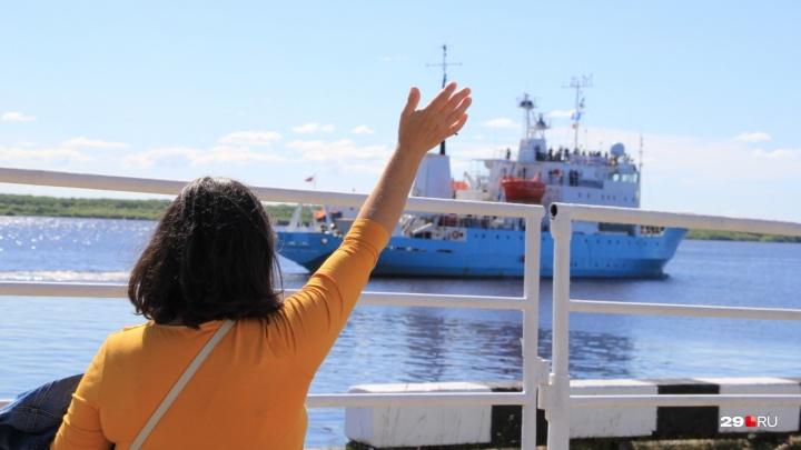 Снова на Шпицберген: в субботу стартует экспедиция «Арктического плавучего университета»