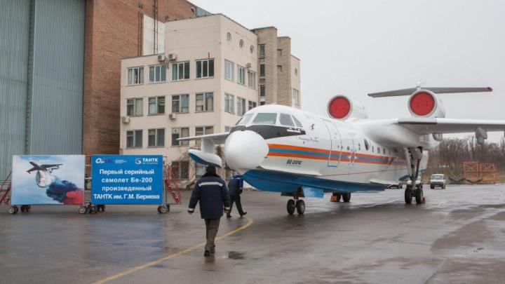 Таганрогский авиазавод им. Бериева получил очередной многомиллионный иск