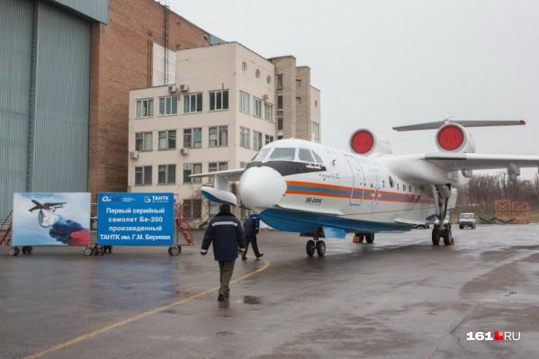 Это не первый иск, который подает концерн к авиазаводу