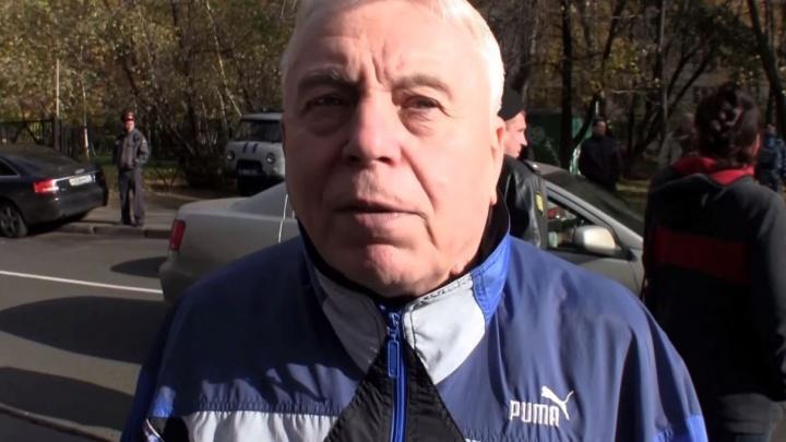 Умер легендарный футбольный комментатор Владимир Перетурин