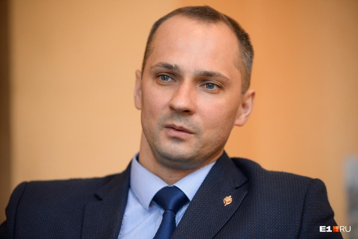 Роман Кравченко прожил на Уралмаше больше 20 лет