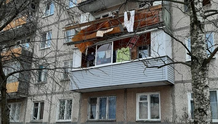 В мэрии рассказали, что происходит в брагинской пятиэтажке, где прогремел взрыв газа