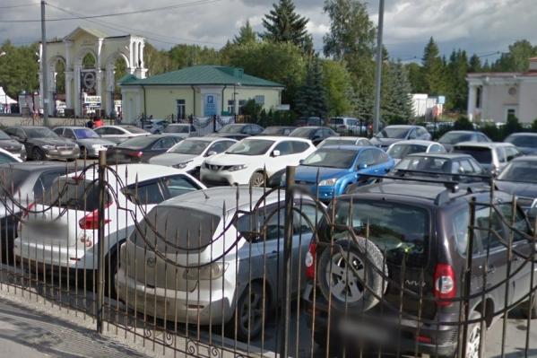 В предыдущие годы парковка всегда была бесплатной для горожан