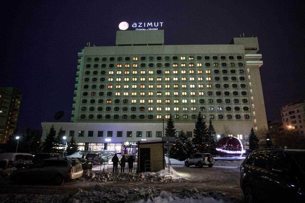 В подготовке акции участвуют все службы отеля