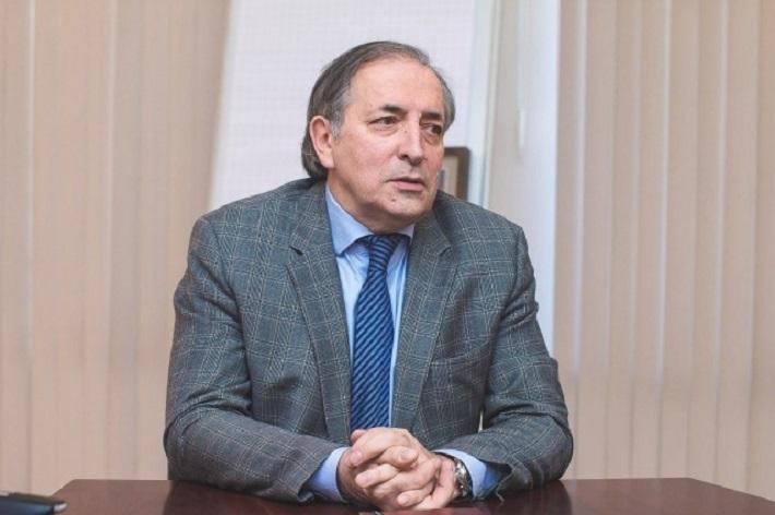 Ректора Пермского педагогического университета Андрея Колесникова неожиданно сняли с должности