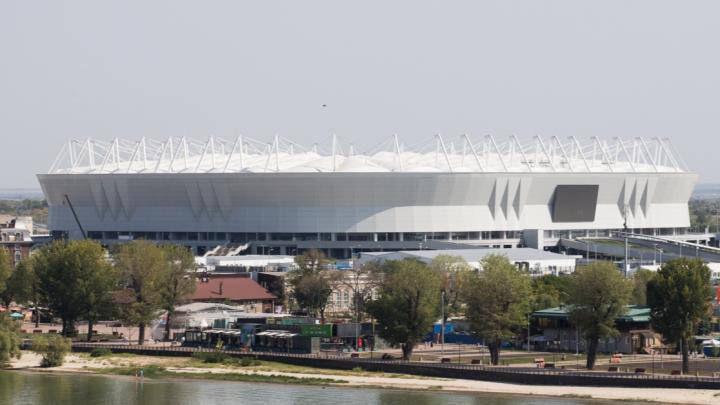 Министр спорта РФ обсудил конфликт вокруг «Ростов Арены» с Голубевым