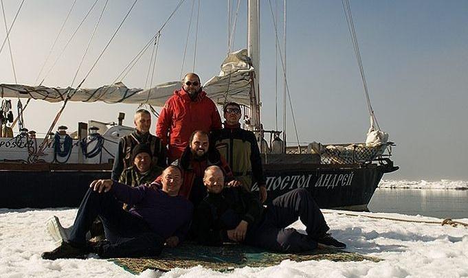 На Таймыре ищут бесследно пропавшее в 1912 году судно
