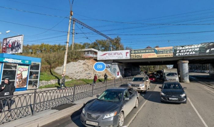 Станция Первомайская до реконструкции