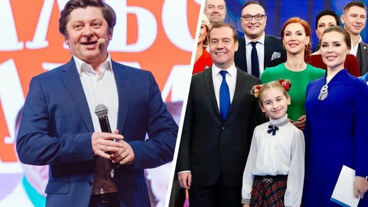 «Это какая-то хрень»: Брекоткин прокомментировал участие Юли Михалковой в пресс-конференции Медведева