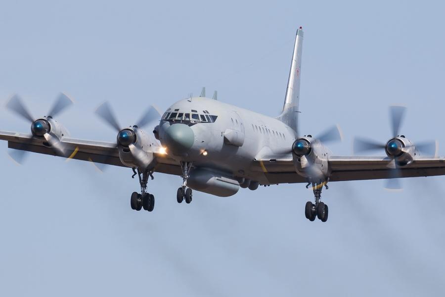 Почему Ил-20 неспасла система «свой-чужой»