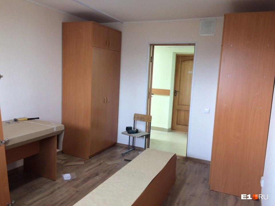 В УрГУПСе жить стоит чуть дешевле, чем в общежитиях других вузов