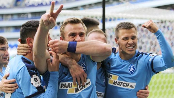 Победу принёс Корниленко: «Крылья Советов» обыграли «Динамо» в домашнем матче
