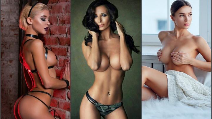 Девять сексуальных красоток из Свердловской области пробились в сотню Miss MAXIM (18+)