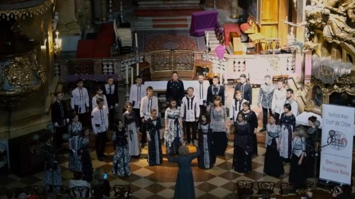 «Мы сочувствуем народу Франции»: пермский хор «Млада» спел в память о соборе Нотр-Дам де Пари