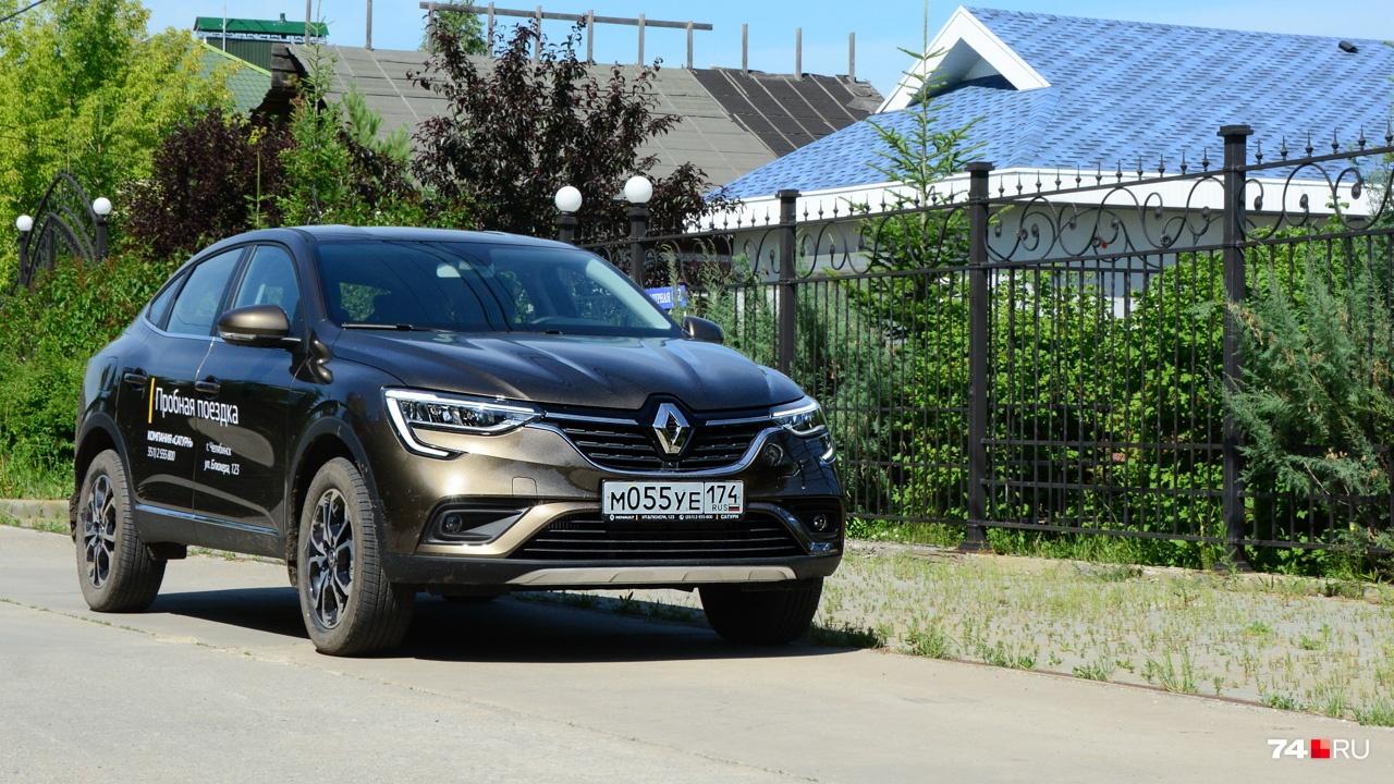 В С-сегменте Renault уже пыталась очаровать россиян седаном Megane и более крупным Fluence, но амбиции Arkana — стать бестселлером
