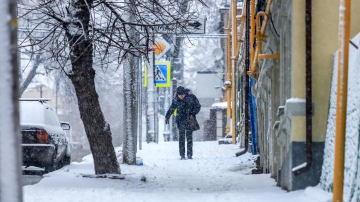 От снега к дождю: к какой погоде готовиться ростовчанам в последнюю неделю февраля