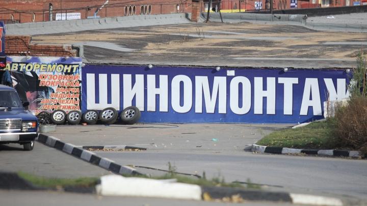 Предпринимателям пригрозили выселением с Гусинки из-за строительства метро