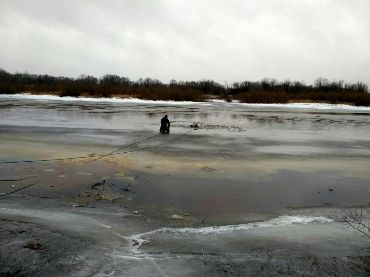 Водолазы нашли мужчину в 15 метрах от берега