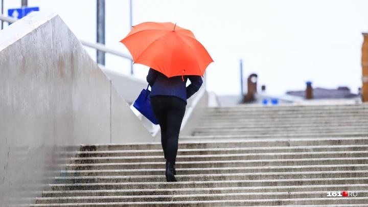 Дожди и ветер: какая погода будет в Ростове на этой неделе