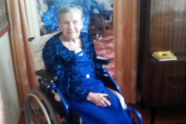 Больше месяца пенсионерка была прикована к постели