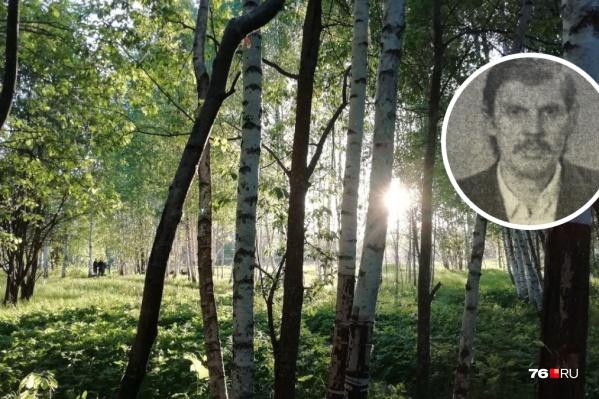 Тело 67-летнегоНиколая Шарапова нашли в лесополосе волонтёры поисково-спасательного отряда