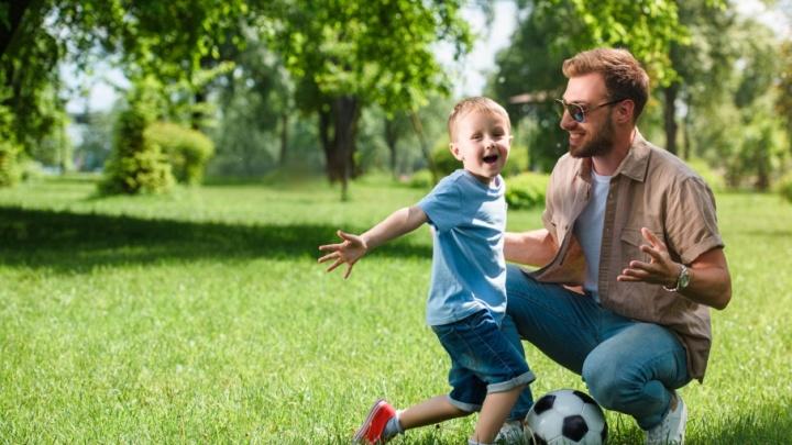 Все на футбол: пять причин записать ребенка в спортивную школу