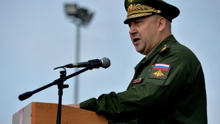 Источник: военного из Новосибирска назначат главой Воздушно-космических сил России