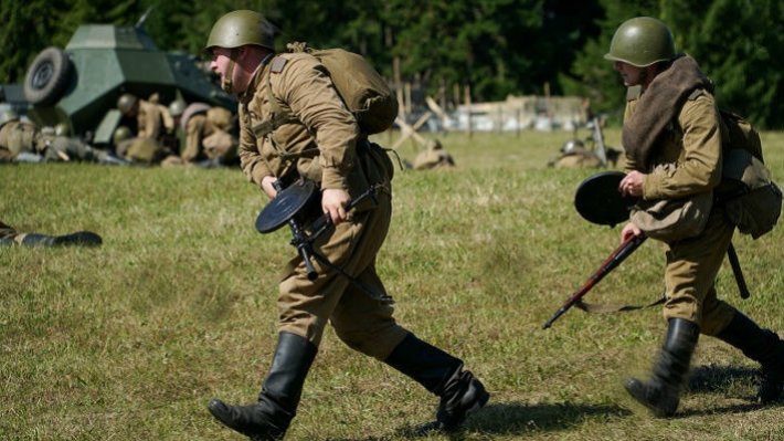 «Как в мае 1945-го»: в Хохловке проведут реконструкцию последнего боя Великой Отечественной войны