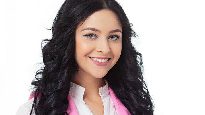 Уфимка стала второй вице-мисс в международном конкурсе «Мисс офис — 2017»
