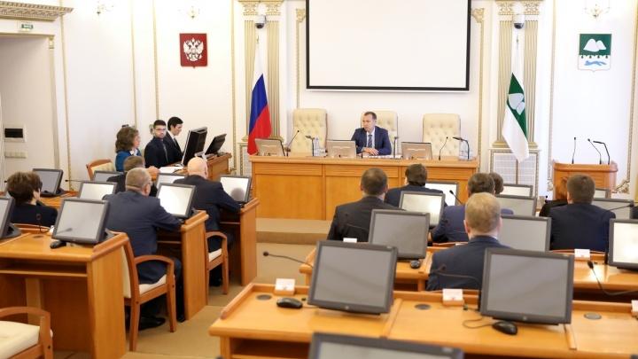 К понедельнику — предложения по каждой сфере: Шумков встретился с членами правительства Зауралья