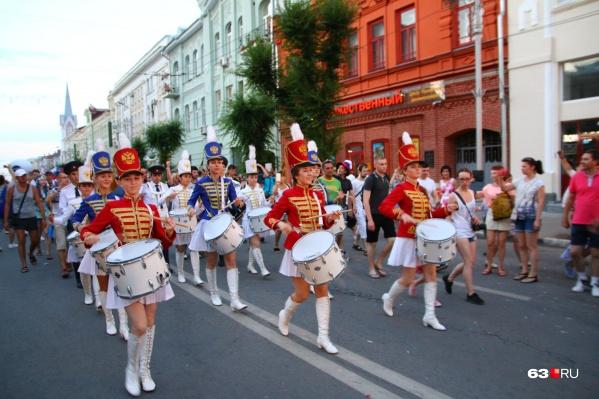 В Самару съедутся оркестры со всей России