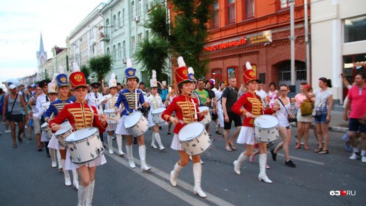 По главной улице с оркестром: Куйбышева станет пешеходной на один день