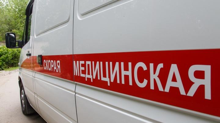 В Камышин доставили 10 человек, пострадавших в ДТП с микроавтобусом на саратовской трассе