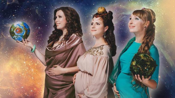 В Новосибирске заканчивается набор будущих мам на необычный конкурс «Леди в интересном положении»
