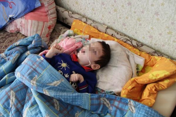 Пока Минздрав Башкирии «думает», заболевание Эмиля прогрессирует