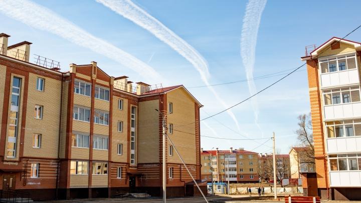 На высоких скоростях: в «Норских резиденциях» строят по 6 домов в год