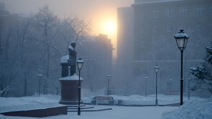 Синоптики рассказали, когда в Новосибирск вернутся снег и метели