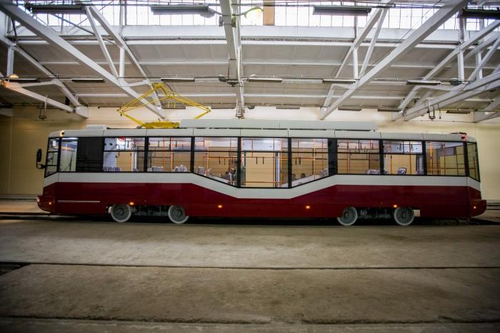 На «БКМ-Сибирь» отремонтировали ещё 2 трамвая