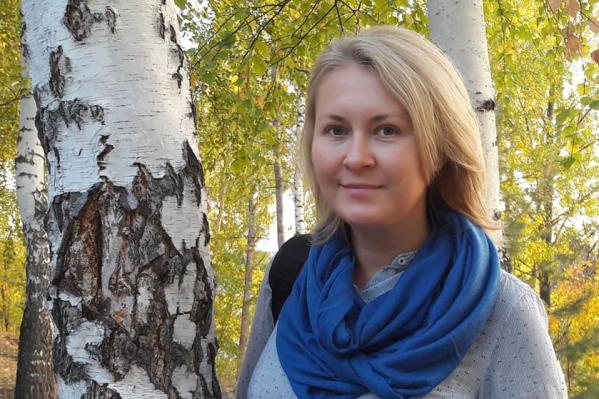 Ольга Наумова несколько лет руководила пресс-службой СамГТУ