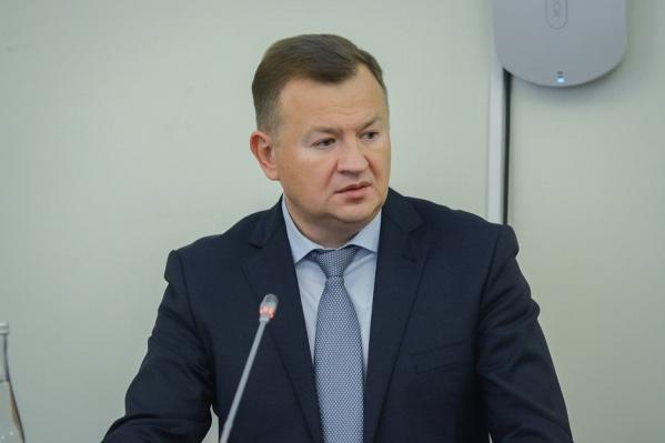 Саенко занимал свой пост с июня 2017 года