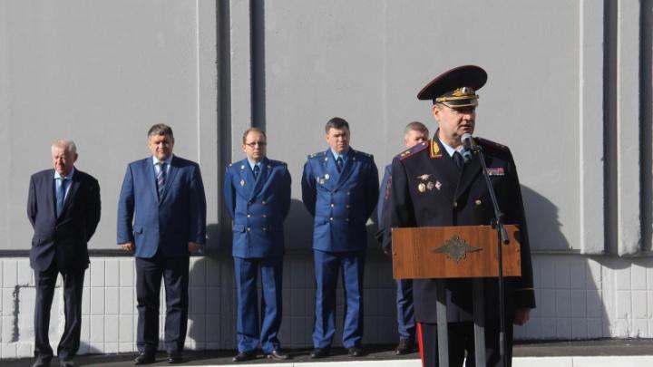 Для безопасности — 200 сотрудников: на северо-западе Челябинска открыли новый отдел полиции
